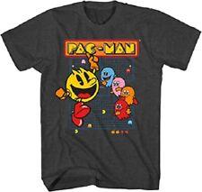 Pac-Man Game Men's T-shirt Full SIze