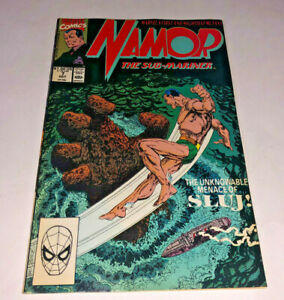 Namor the Sub-Mariner #7 Marvel Comic Book ATLANTIS Wakanda Forever MCU Namorita