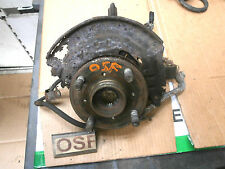 DAIHATSU CHARADE 2003-2006 1.0 12V OFFSIDE DRIVER SIDE FRONT HUB & BEARING ABS