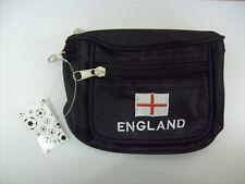 HIP BAG (BUM BAG) WITH ENGLAND FLAG SMALL TRAVEL BAG