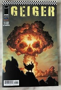 Geiger #1 Cover A Gary Frank | Near Mint+ | Image Comics 2021