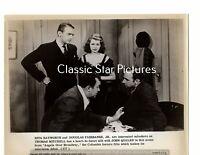 A691 Rita Hayworth Douglas Fairbanks, Jr. Thomas Mitchell John Qualen photograph