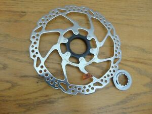 SHIMANO SM-RT54-M BICYCLE / BIKE DISC BRAKE ROTOR 180mm CENTRE LOCK - BRAND NEW