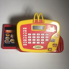 McDonalds Talking Toy Cash Register & Play Coins | Tested & Working No Bat Cover