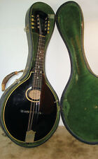 1927 The Gibson Style A Mandolin SN 84770 W/ Original Hrdcs  Estate Outstanding