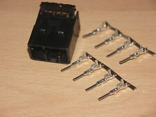 Harley Davidson OEM Amp/Tyco 8 wire Multi-lock Female Connector & Terminals
