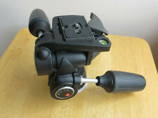 Manfrotto 804RC2 3-Way tripod head Used - Fully working