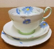 Paragon Tea Set. Art Deco x 26 pieces. Large Cups & Hand Painted. Very Pretty