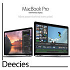 """NEW Apple Retina Macbook Pro 15"""" 2.2Ghz Quad Core i7 16gb Ram 256gb SSD Windows"""