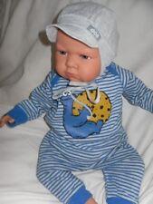 Traumdolls Rebornbaby Aaron 54 cm Antonio Juan Reallife Babypuppe Rebornpuppen