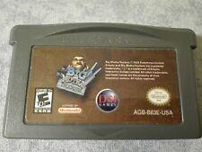BIG MUTHA TRUCKERS - NINTENDO GAME BOY ADVANCE GBA e DS NDS - LOOSE - NTSC USA