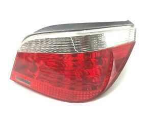 2006 BMW 525 Xi Right Passenger Side Tail Light Lamp Assembly Used OEM