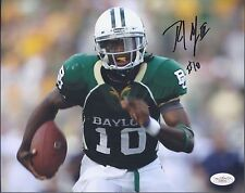 Signed 1963 Baylor Bears Qb Great Don Trull 8x10 Photo With Coa Autographs-original College-ncaa