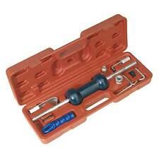 Sealey Slide Hammer Kit 9pc - Body/Dent Repair - 1.6kg Sliding Weight - DP935B