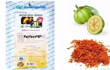20 TEA BAGS GARCINIA CAMBOGIA SAFFLOWER FIT DETOX SLIMMING WEIGHT LOSS DIET TEA.