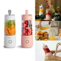 350ml Smart USB Mini Juice Cup Portable Blender Smoothie Juice Milk Shak Machine