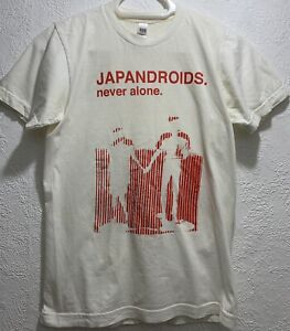 Japandroids Never Alone T-Shirt White Size XS, Good Condition