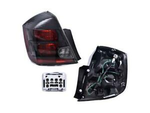 Left Tail Lamp Assembly For Nissan Sentra (Depo) 2011-2007