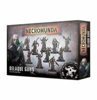 Delaque Gang Necromunda Warhammer 40K NIB