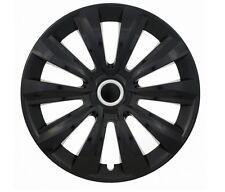 """Juego De 4 De 16 """"rueda Adornos cubierta, Llantas, Hub, tapas de ajuste Ford Transit Custom 2012 + #k"""