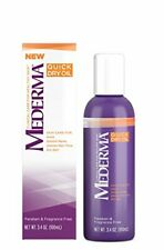 Mederma Skin Care Quick Dry Oil Stretch Marks Clinical Fragrance Free 3.4 Oz