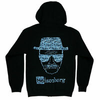 BREAKING BAD Mens Hoodie XL Heisenberg Sweater Sweatshirt Walter White Pullover