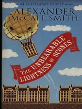 THE UNBEARABLE LIGHTNESS OF SCONES  MCCALL SMITH ALEXANDER ABACUS 2009