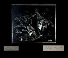 [ALSACE HAUT-RHIN COLMAR MUNSTER] SELIG (Alfred) - [Lithographie] Turckheim.
