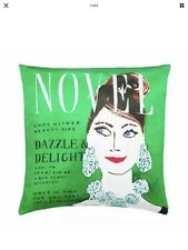 Kate Spade Silk Dazzle And Delight Pillow Brand New With Original Tags NWT