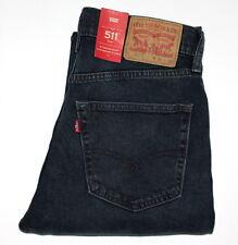 Levi's 511 DeepBlue Men Slim Fit Jeans W32 L36 -105 Clear out 30 32
