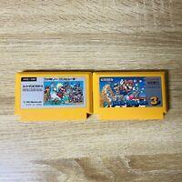 SUPER MARIO BROS. 1 3 Nintendo Famicom NES Used Game Japan