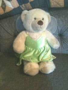 Build a Bear with fairy outfit.