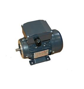 HIGH QUALITY 2 POLE & 4 POLE SINGLE PHASE ELECTRIC MOTOR 240V B3 B5 B14 B34 B35