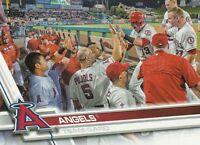"""*Los Angeles Angels-""""Team Card"""" /2017 Topps #189/ *Mint BB Card- {159}"""
