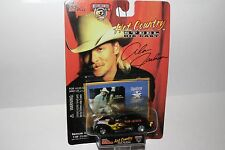 RACING CHAMPIONS HOT COUNTRY STEEL DIE CAST ALAN JACKSON 1/64 LIMITED EDITION