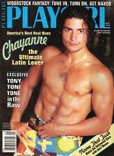 PLAYGIRL September 1994 Tony Toni Tone' NUDE Latin CHAYANNE Keith Swearington