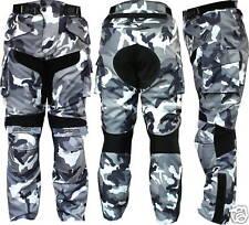 Pantalone Moto in Cordura JF-Pelle 3132 BN Mimetico