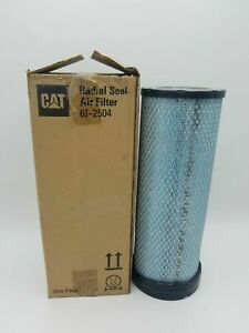 Caterpillar 6I-2504 Radial Seal Filter Heavy Duty Equipment Replacement Part NOS