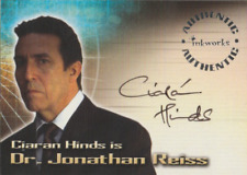 Ciaran Hinds 2003 Inkworks Lara Croft Tomb Raider autograph auto card A3