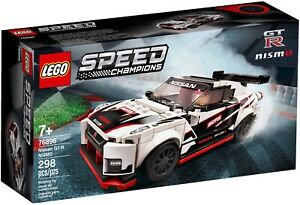 LEGO@ Speed Champions Nissan GT-R NISMO (76896) New & Sealed -Fast Dispatch