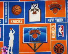 NBA New York Knicks Fleece Fabric
