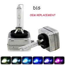2pcs New D1S D1C HID Xenon Headlight Light Bulbs OEM Direct Replacement 35W