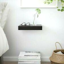 "IKEA LACK Floating Wall Shelf Black Brown 11 3/4 x 10 1/4 "",404.305.88 New"