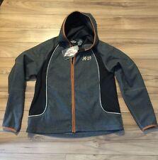 Harley Davidson Jacket Hoodie Grey XL NWT