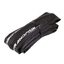 Continental Grand Prix 700 x 23c Folding Bead Tire Black/Silver OEM