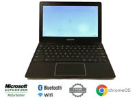 Samsung Chromebook Laptop A15 1.9 GHz 4 Memory 16 SSD Bluetooth Wifi HDMI Webcam