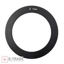 Lensso Adapter Ring 77mm 77 mm For Cokin Z-Pro Z PRO filter holder