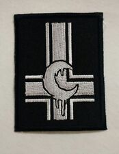 Leviathan band Patch Embroidered Iron/Sew-on USA Seller Black Metal