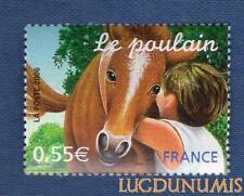 N°3899 - Série Faune Le Poulain TIMBRE NEUF FRANCE