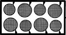 DETAIL MASTER 1/24-1/25 Round Headlight Screens DET2031
